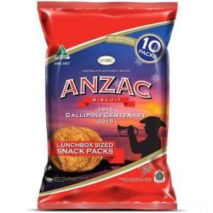 Unibic Anzac Biscuit Multibag