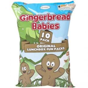 Unibic Snacks Gingerbread Babies