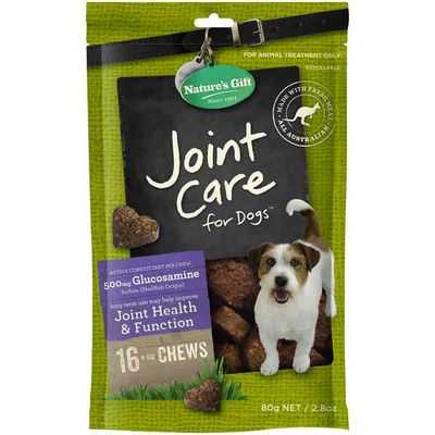 Nature's Gift Treat Joint Care For Dogs