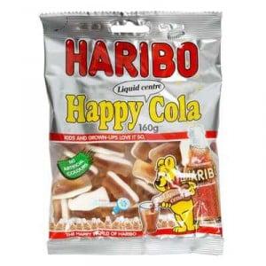 Haribo Happy Cola Liquid Centre