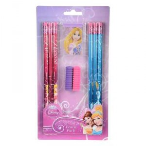 Licensed Pencil Pack Assorted