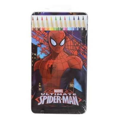 Licensed Pencil Coloured Tin