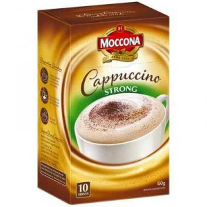 Moccona Classic Strong Cappuccino Coffee