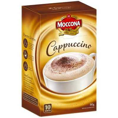 Moccona Classic Cappuccino Coffee