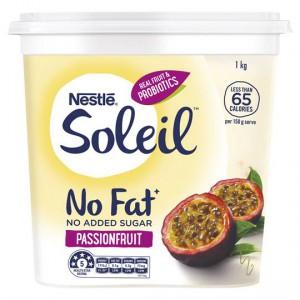 Ski Soleil Passionfruit Yoghurt