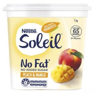 Ski Soleil Peach & Mango Yoghurt