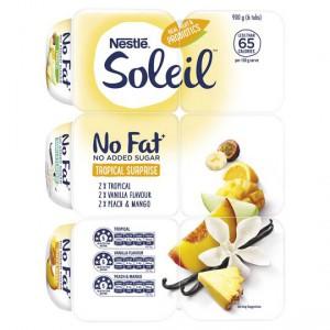 Ski Soleil Tropical Suprirse Yoghurt