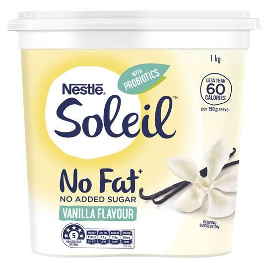 Ski Soleil Vanilla Yoghurt