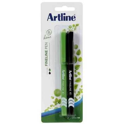 Artline Fineline Marker Home Bright