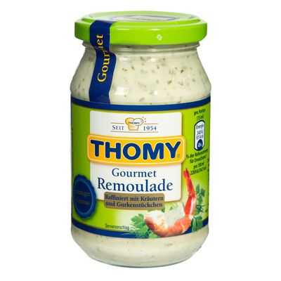 Thomy Remoulade European Foods