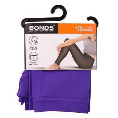 Bonds Girls Pantyhose Opaque 4-6