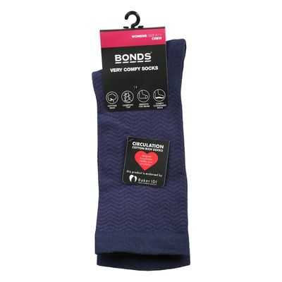 Bonds Womens Socks Very Comfy 8+