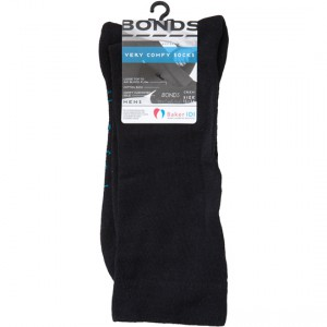 Bonds Socks Mens Very Comfy Size 11-14