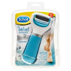 Scholl Foot Care Electronic Foot File
