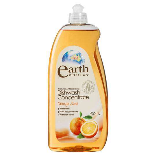 Earth Choice Dishwashing Orange Zest