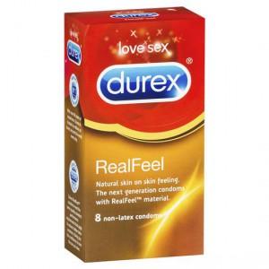 Durex Condoms Real Feel