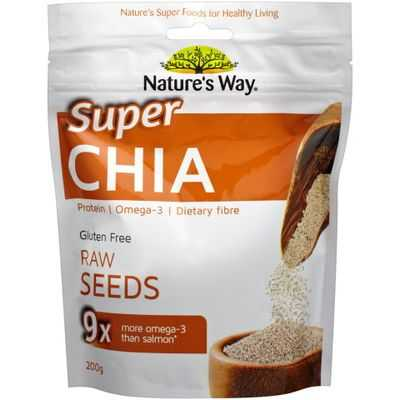 Nature's Way Super Foods Chia Seeds