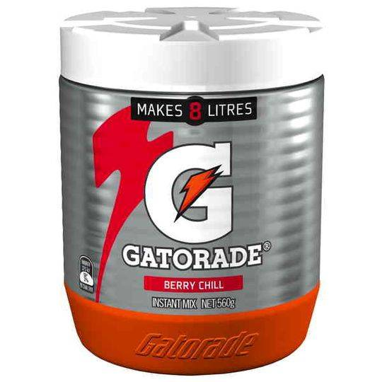happymum2018 reviewed Gatorade Berry Chill Sport Electrolyte Powder