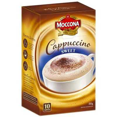 Moccona Sweet Cappuccino Coffee