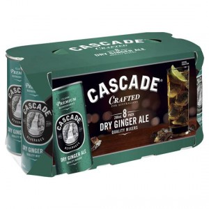 Cascade Dry Ginger Ale