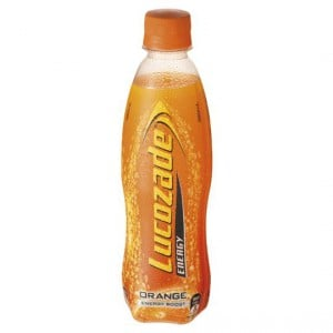 Lucozade Orange Energy Drink