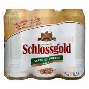 Schlossgold Non Alcoholic Beer