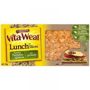 Arnott's Vita-weat Lunch Slices Sunflower Pumpkin & Canola
