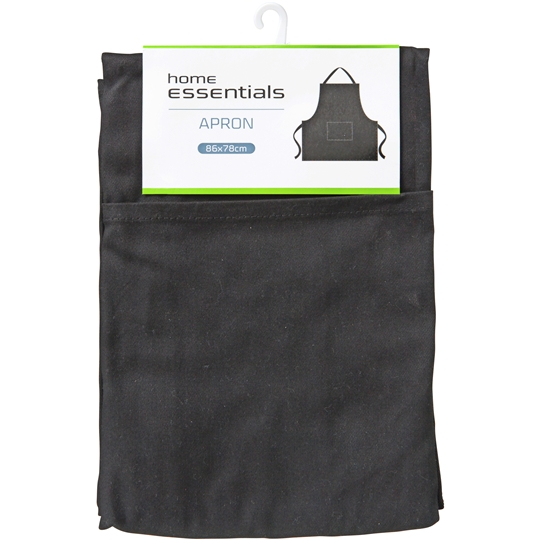 Home Essentials Kitchen Manchester Apron Plain