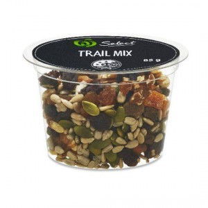 On The Go Mixed Nuts Trail