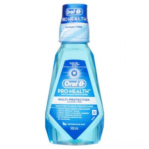 Oral-b Pro-health Multi-protection Mouth Rinse Refreshing Mint