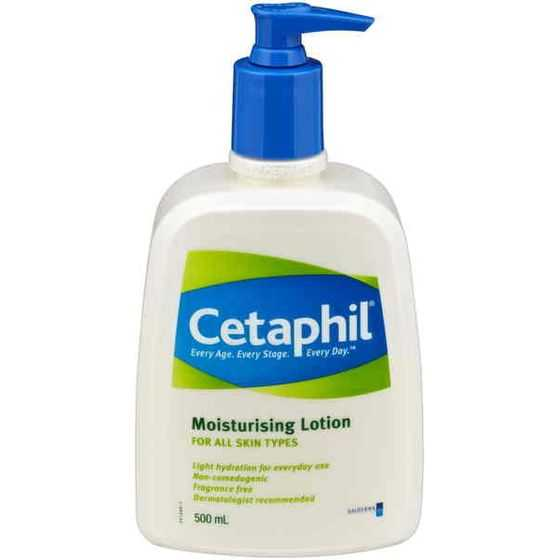 Cetaphil Body Moisturiser Lotion