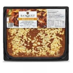 Fresh Banquet Lasagne