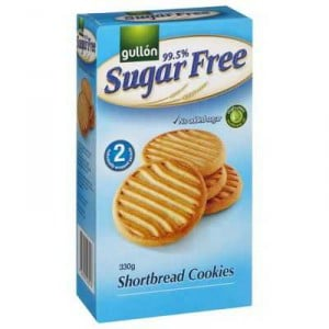 Gullon Cookies Sugar Free Short Bread