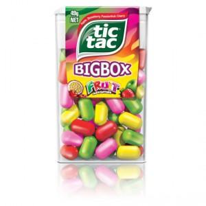 Tic Tac Fruit Adventure Big Box