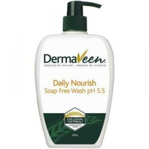 Dermaveen Body Wash Soap Free
