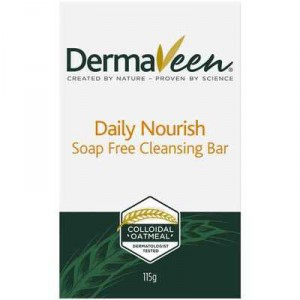 Dermaveen Soap Bar Soap Free Cleansing