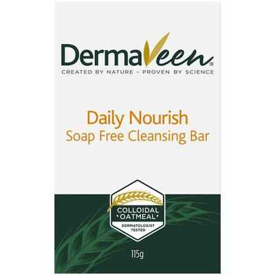 Dermaveen Soap Bar Soap Free Cleansing