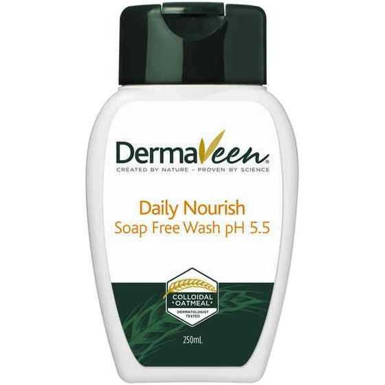 Dermaveen Wash Soap Free