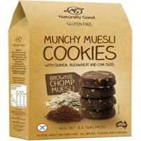 Naturally Good Cookies Munchy Muesli Brownie