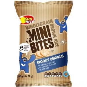 Sunrice Rice Snacks Mini Bites Original