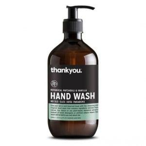Thankyou Botanical Patchouli & Vanilla Handwash