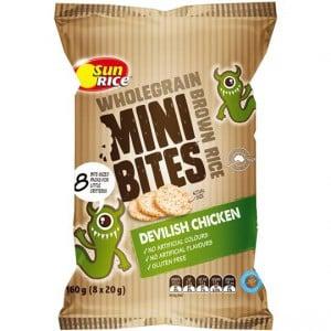Sunrice Rice Snacks Mini Bites Chicken