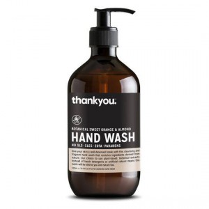 Thankyou Botanical Orange & Almond Handwash