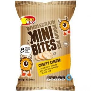 Sunrice Rice Snacks Mini Bites Cheese
