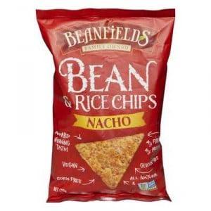 Beanfields Bean & Rice Chips Nacho
