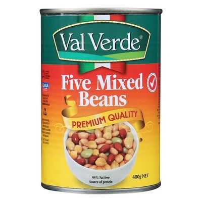 Val Verde Five Bean Mix
