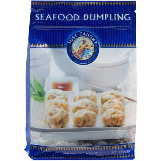Just Caught Seafood Dumpling