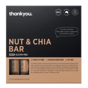 Thankyou Nut & Chia Gluten Free Bar