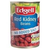Edgell Beans Red Kidney No Added Salt