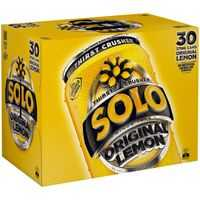 Schweppes Solo Original Can